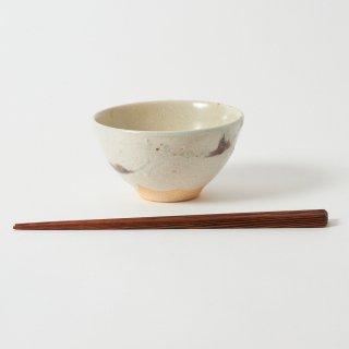 箸・飯碗セット 樹 / うるし夏目彫り