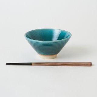 箸・飯碗セット 風 ベージュ / 手ひねり