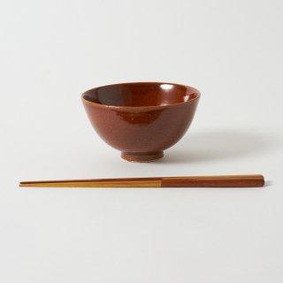 箸・飯碗セット 閤 金 23� / うるし先角