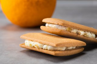 ゆずクッキークリームサンド(5個入)