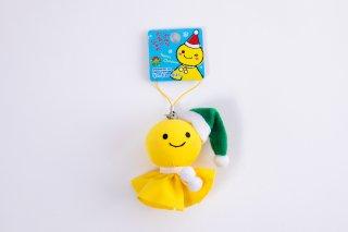 幸せの黄色いてるぼう サンタバージョン