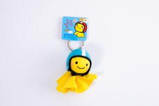 幸せの黄色いてるぼう てるメット交通安全(一般)