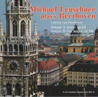 CD:M. Leuschner plays Beethoven