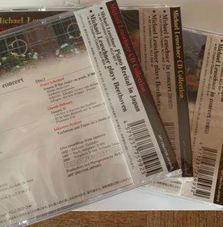 3組セットCD: Michael Leuschner
